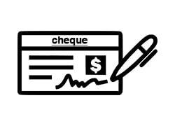 pagamento facilitado cheque