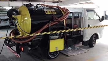 Desentupidora Matrix Caminhão Limpa Fossa
