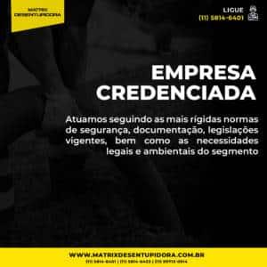 Matrix empresa credenciada