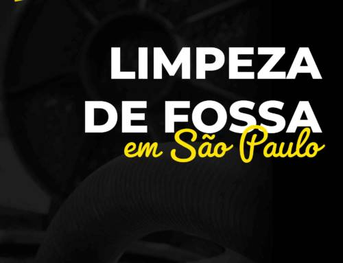 Limpa Fossa em São Paulo